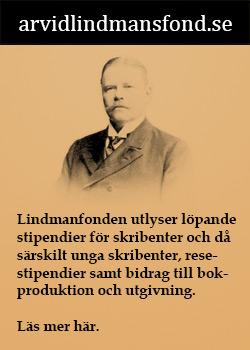 Annons Arvid Lindman