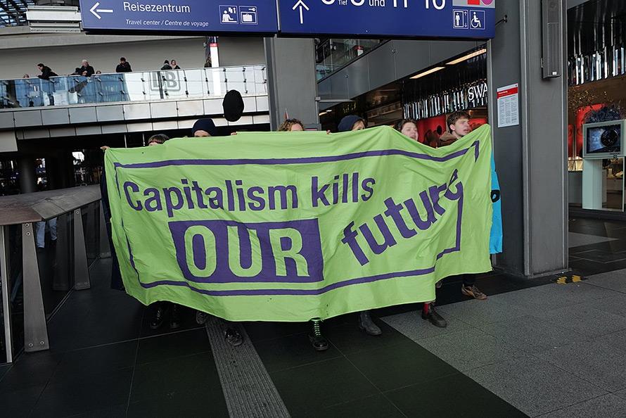 Rainer Zitelmann: Antikapitalism och konspirationsmentalitet