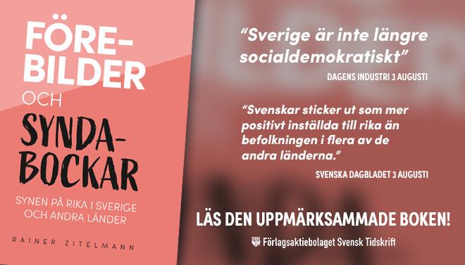 Förebilder och Syndabockar - Förlagsaktiebolaget Svensk Tidskrift