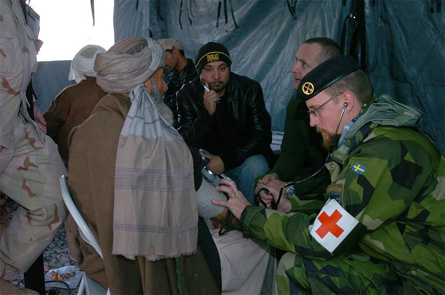 Ur arkivet: Svenska soldater gjorde skillnad i Afghanistan