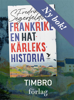 Annons Timbro bokhandel