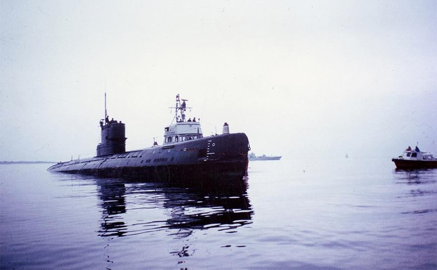 Ur arkivet: När klarar vi ubåtshotet?